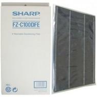 Anglies filtras FZC100DFE Sharp