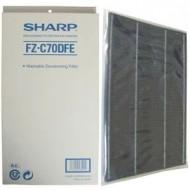 Anglies filtras FZC70DFE Sharp
