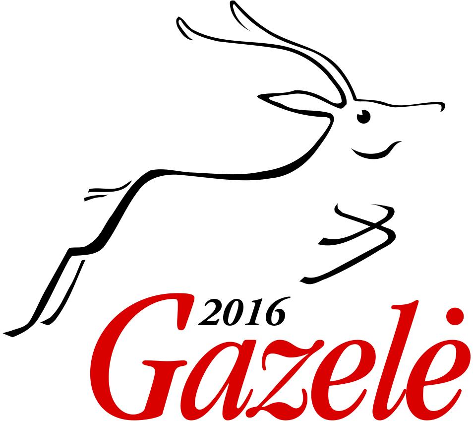 gazelė apdovanojimas