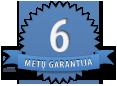 2metų garantija