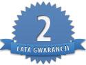 dviejų metų garantija