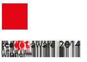 Stadler Form ROBERT Award red dot design 2014