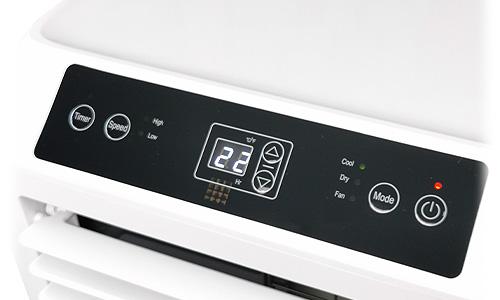 Mobilaus kondicionieriaus MC9000 valdymas