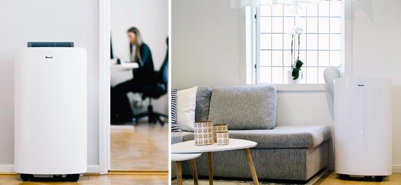 Mobilus kondicionierius biure ir namuose